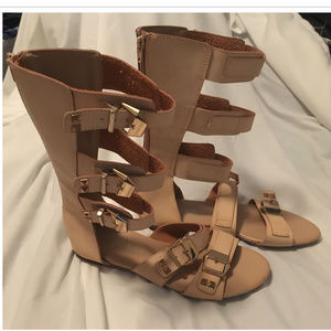 Size 8.5 Nature Breeze Gladiator Roman Sandals New